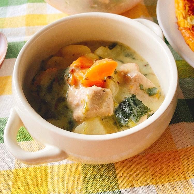 rice-flour-soymilk-stew