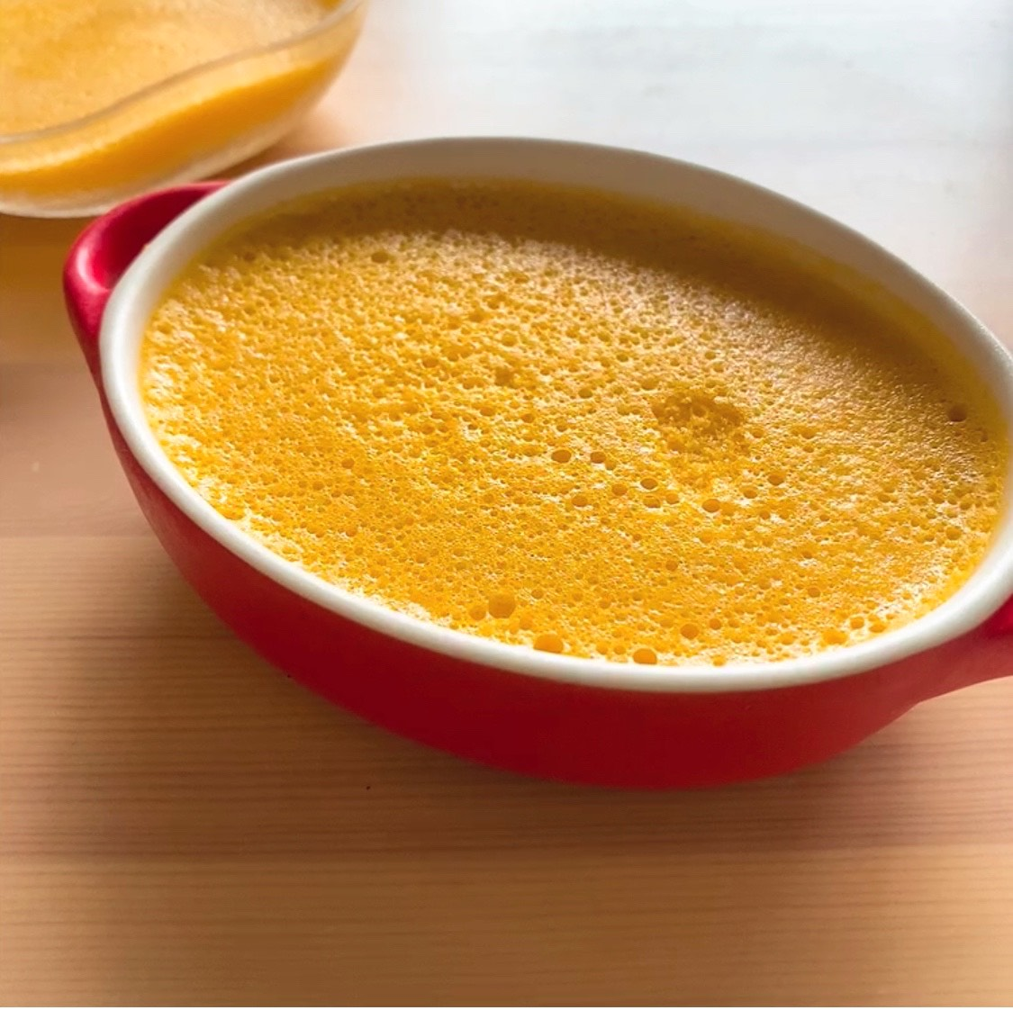 pumpkin-soymilk-pudding